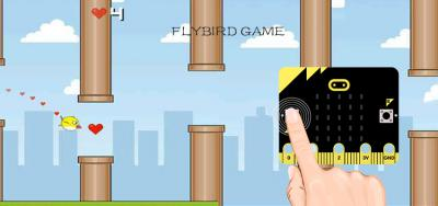 Micro:bit Game: Flappy Bird