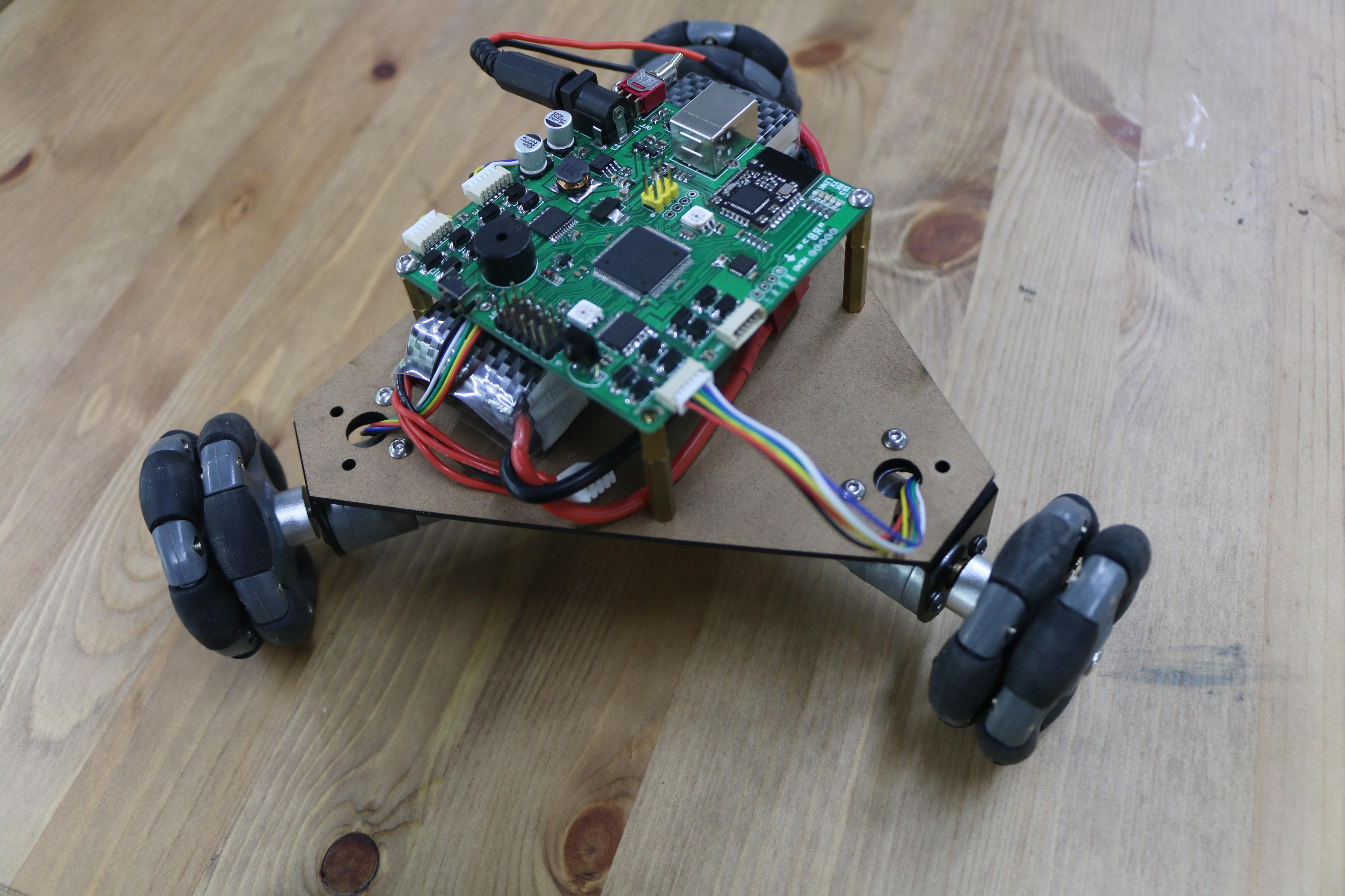 How to make an Auto-Omni vehicle