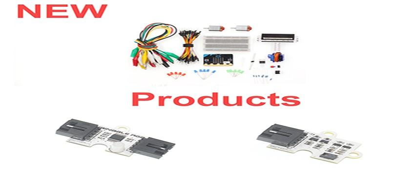 Friday New Product: Elecfreaks Micro:bit Starter Kit & Octopus Bricks