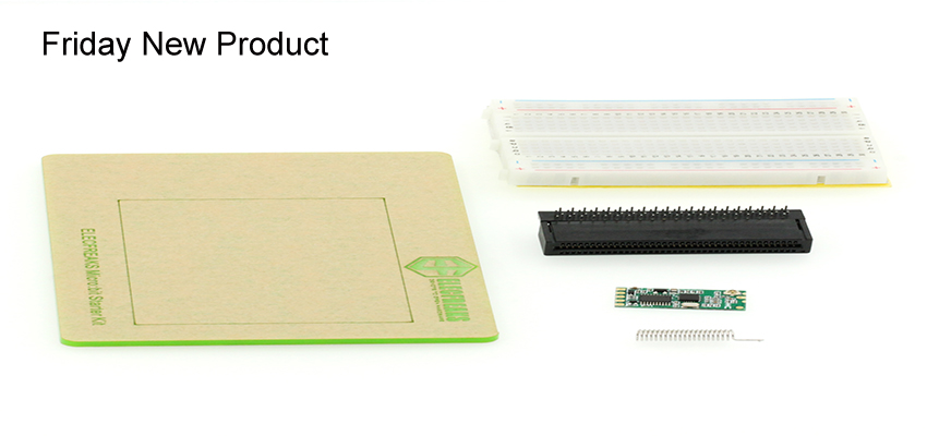 Friday New Product: Wireless RF Module and Other Accessories
