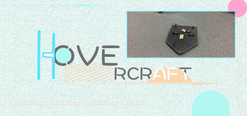 Make A Cool Micro:bit Hovercraft Together