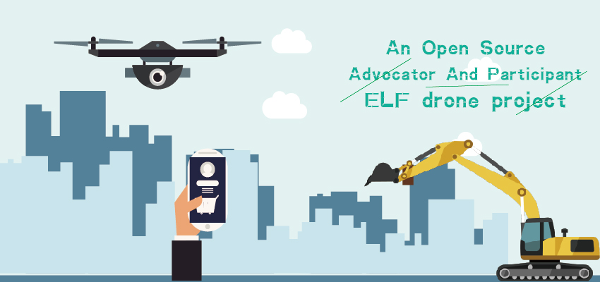 Bravo! A Million Yuan Project Now Opened! (ELF II ???VRDrone Code and its 3D Print Shell Parameters)