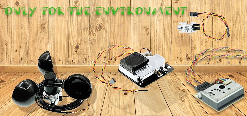 Friday Product Post: Motors, Sensors and Power Module