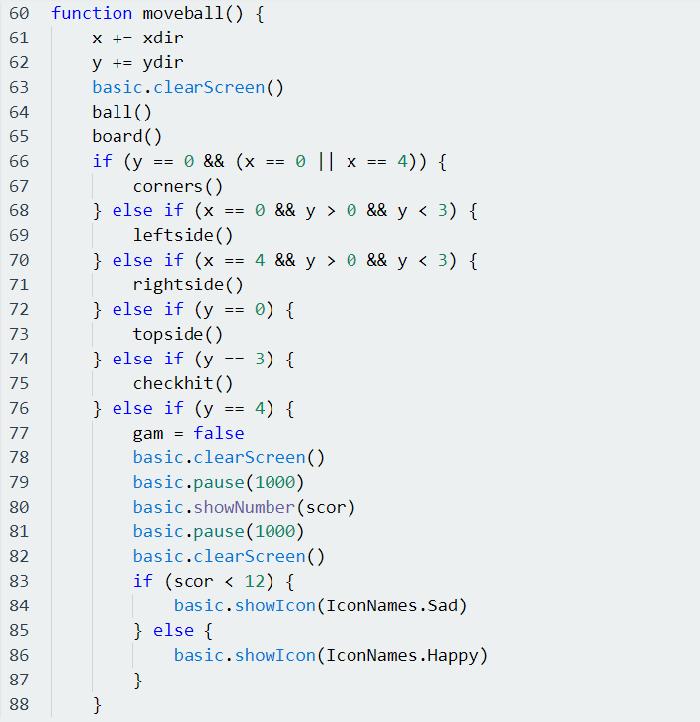 To Do PADDLEBALLSUPERSMASHEM with Micro:bit