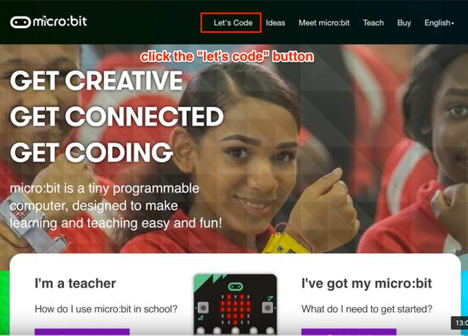 micro:bit Basics for Teachers Part 2: Javascript Blocks