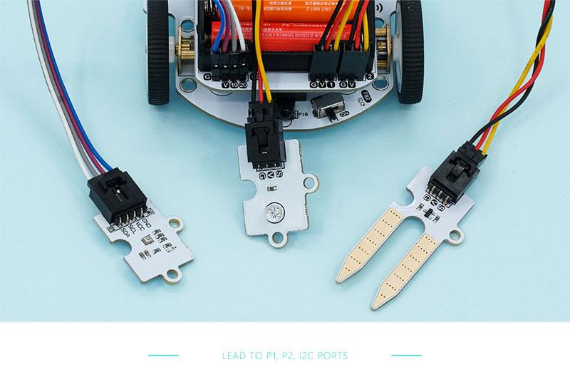 micro:bit car