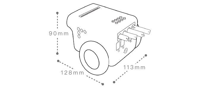 micro bit robot