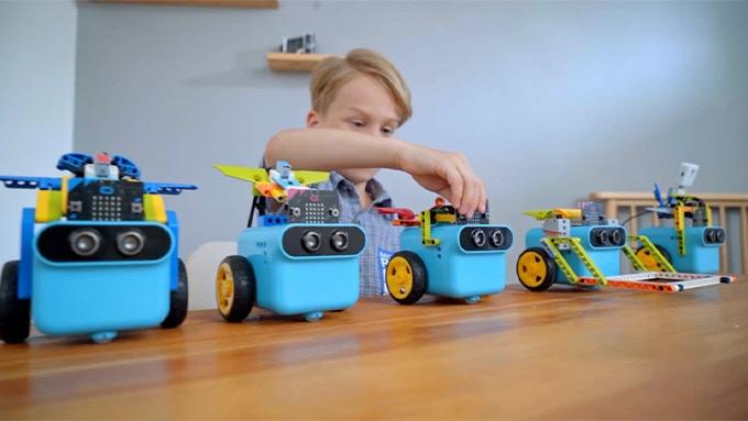 micro bit car